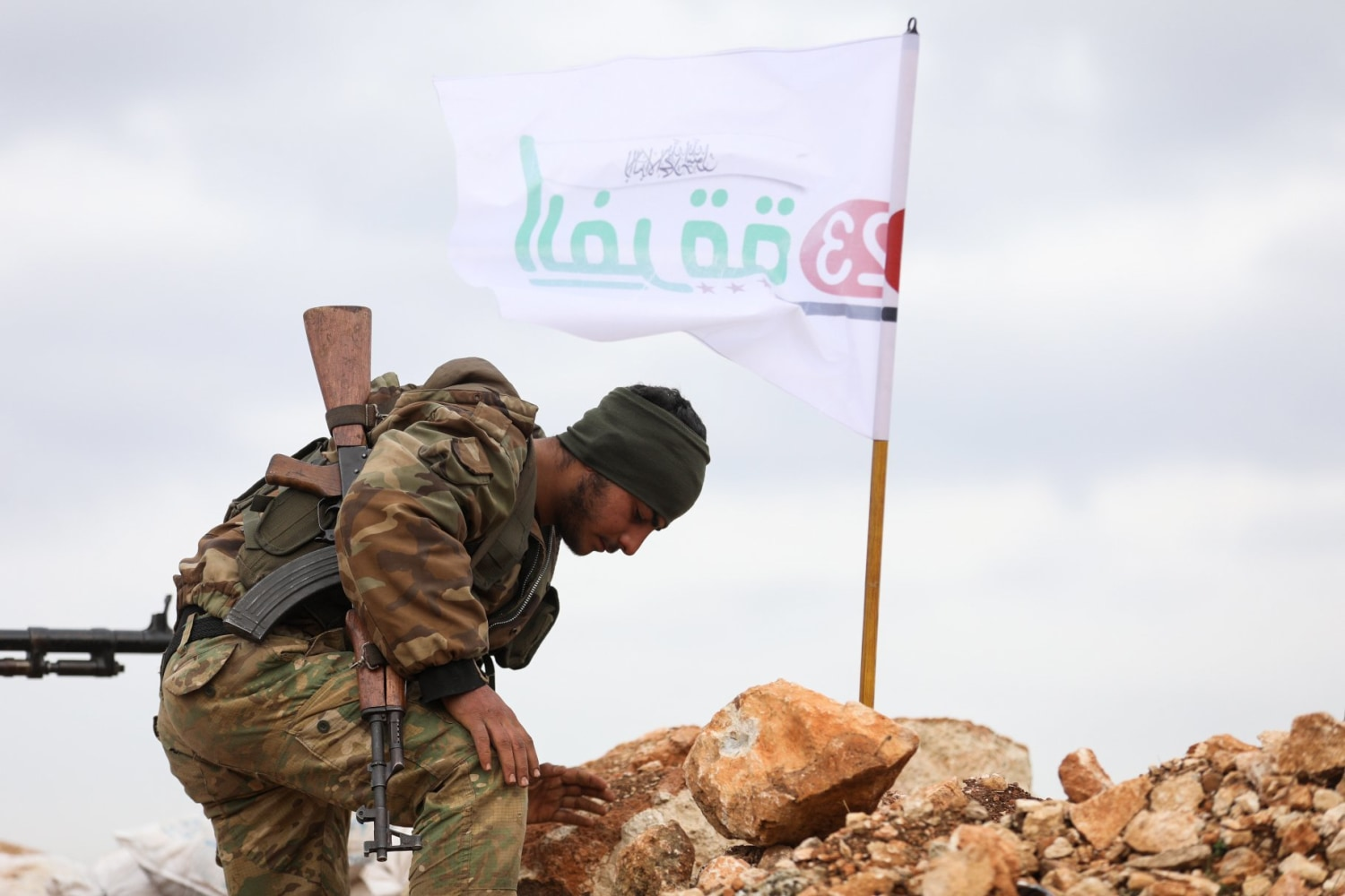 Turkish troops attack kurdish enclave in northern syria for Turkey for 12