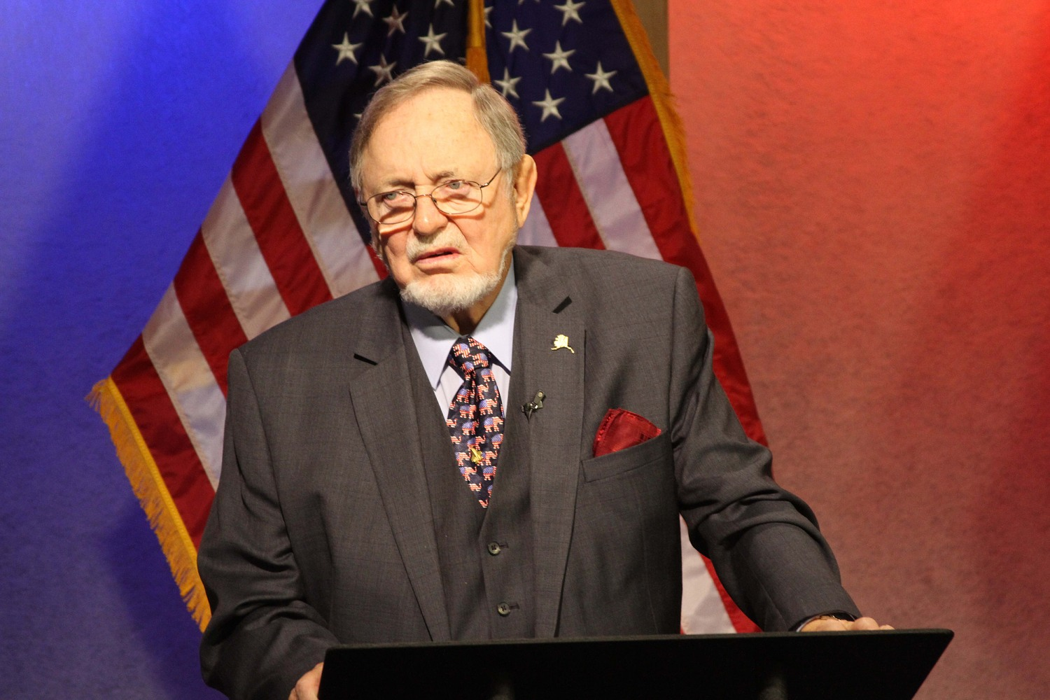 Alaska Rep. Don Young Suggests Jews With Guns Could Have