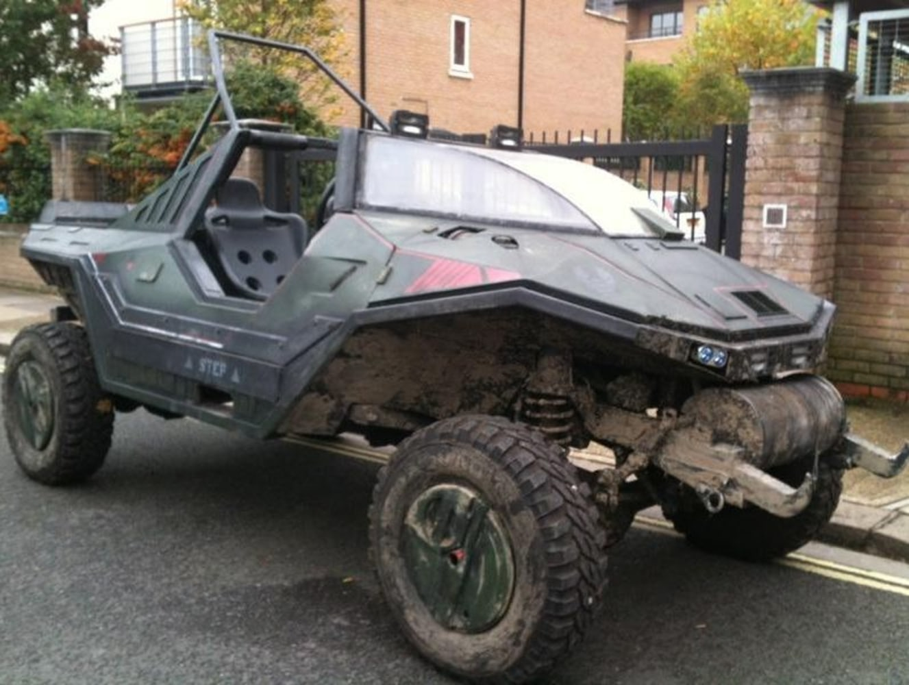 Real Life Halo Vehicles: How Much Would You Pay For A Real Halo Warthog?