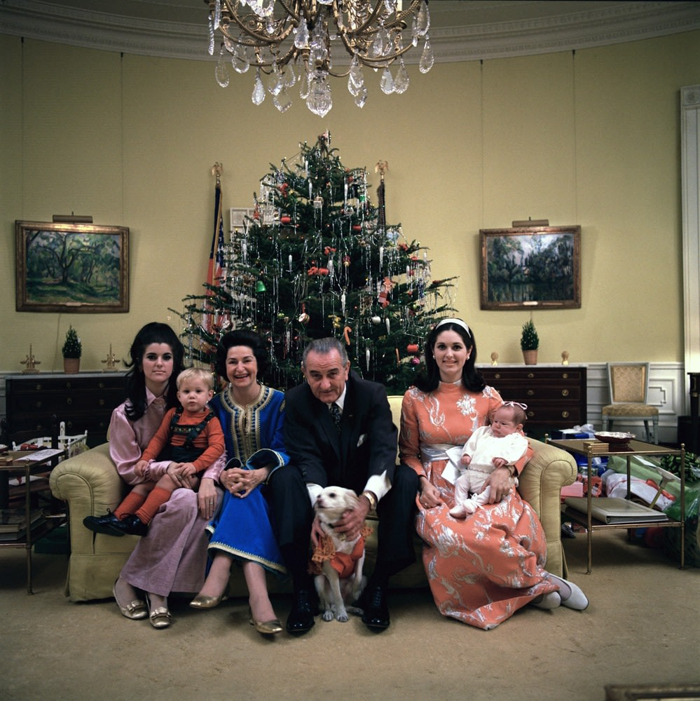 Oval Office audio tapes highlight redesigned LBJ ...
