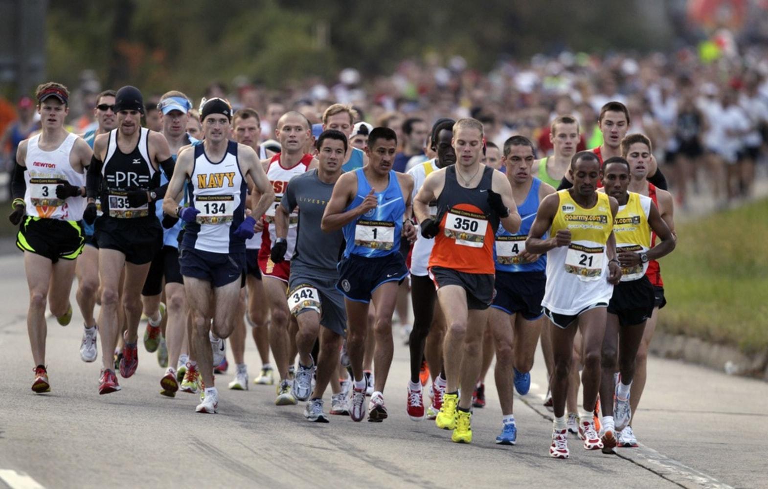 When marathon runners leave a toenail behind - NBC News