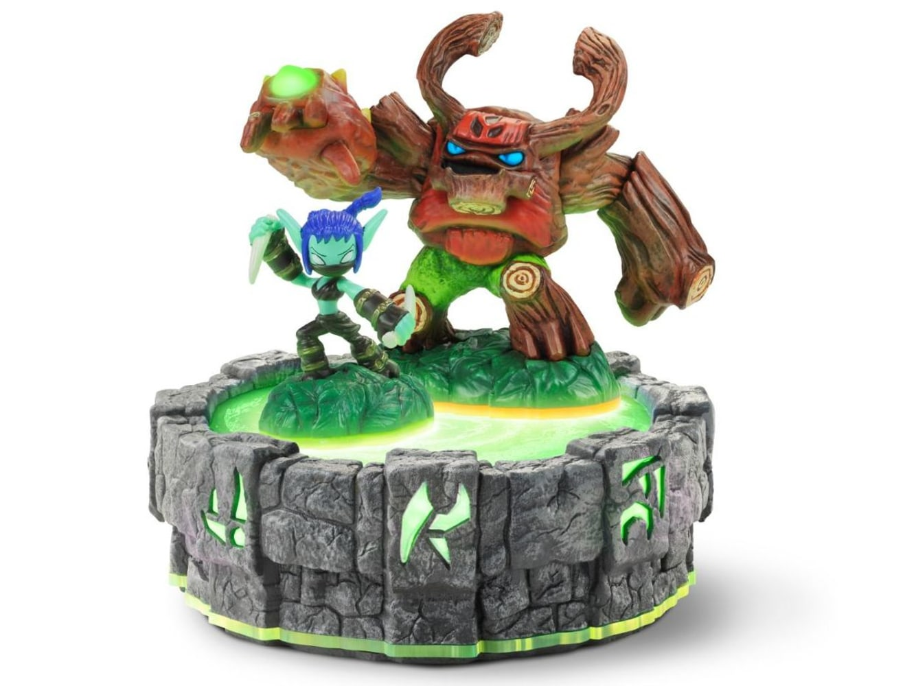 Uncategorized Are Skylanders Real robot maker brings skylanders toys to life try not hate him tree rex and stealth elf
