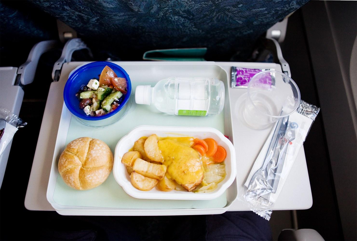 Can I Bring Food On A Plane International Flight