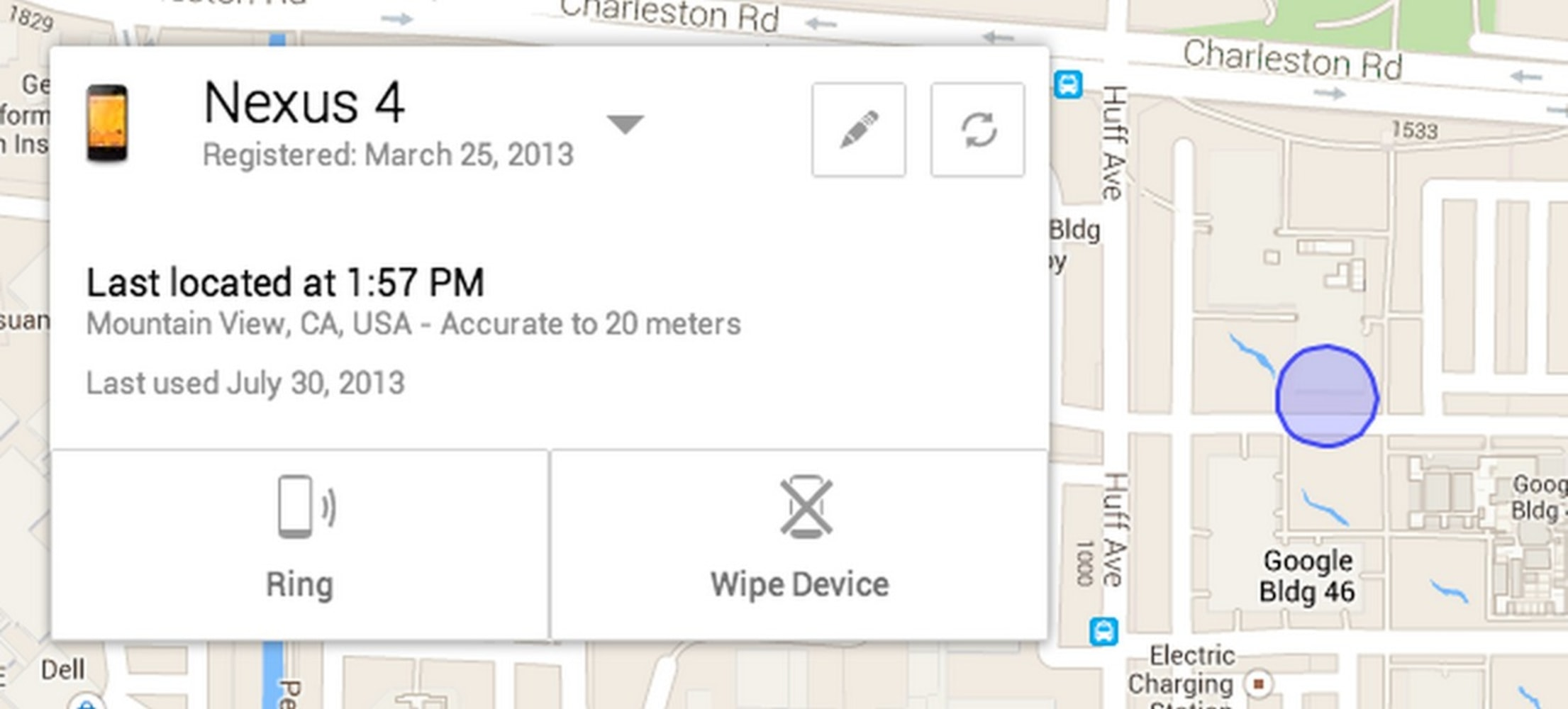 Google brings 'Find my iPhone'-like service to Android
