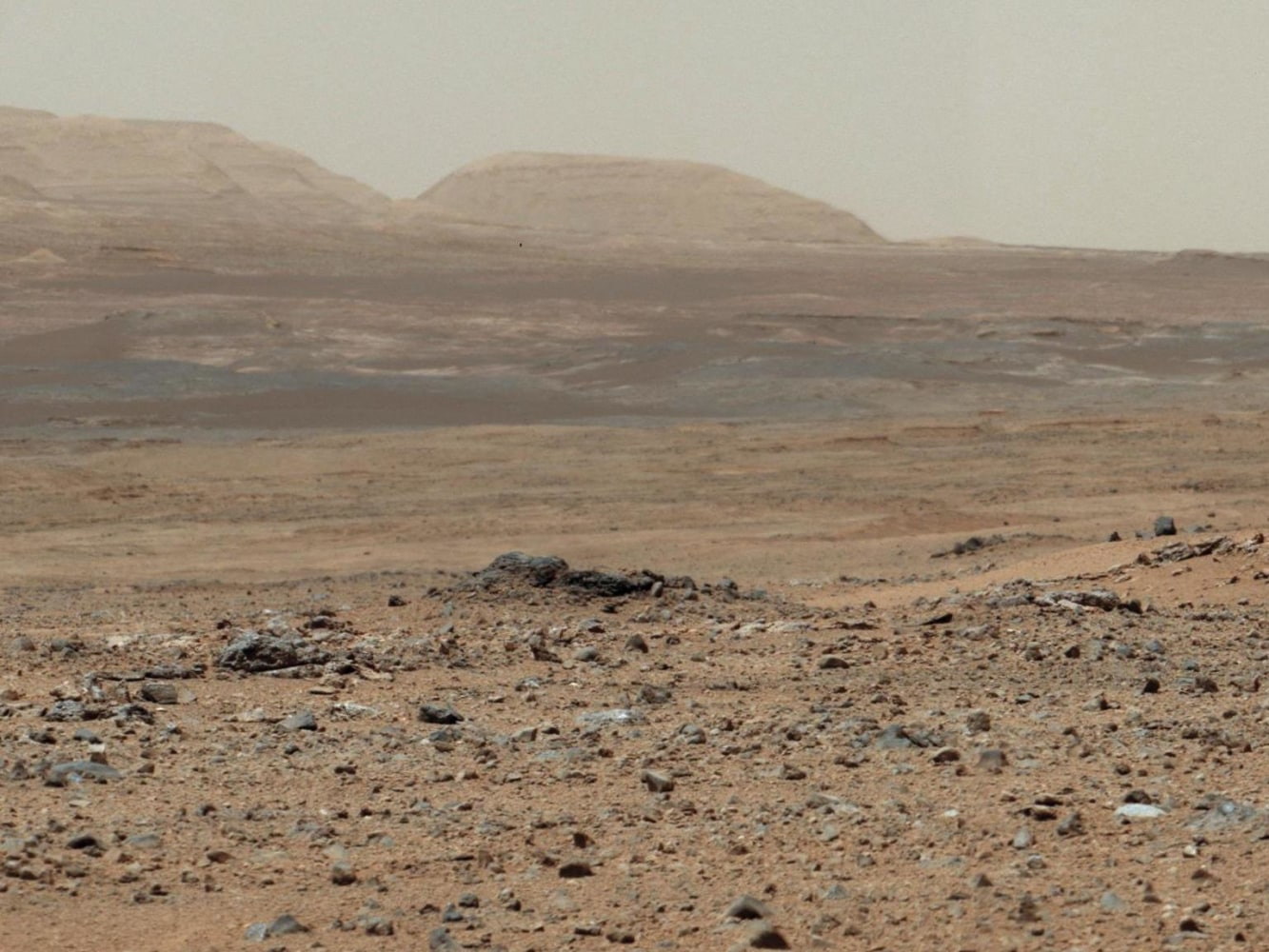 Curiosity rover celebrates a year on Mars — and surprising ...