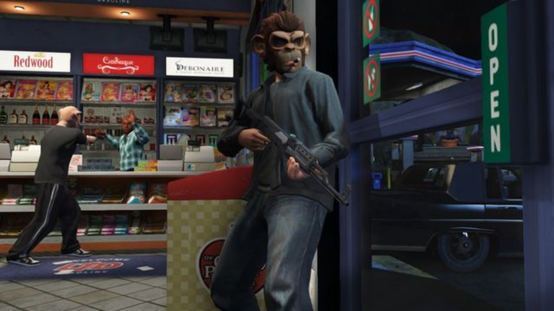 'Grand Theft AutoOnline' launches Oct. 1