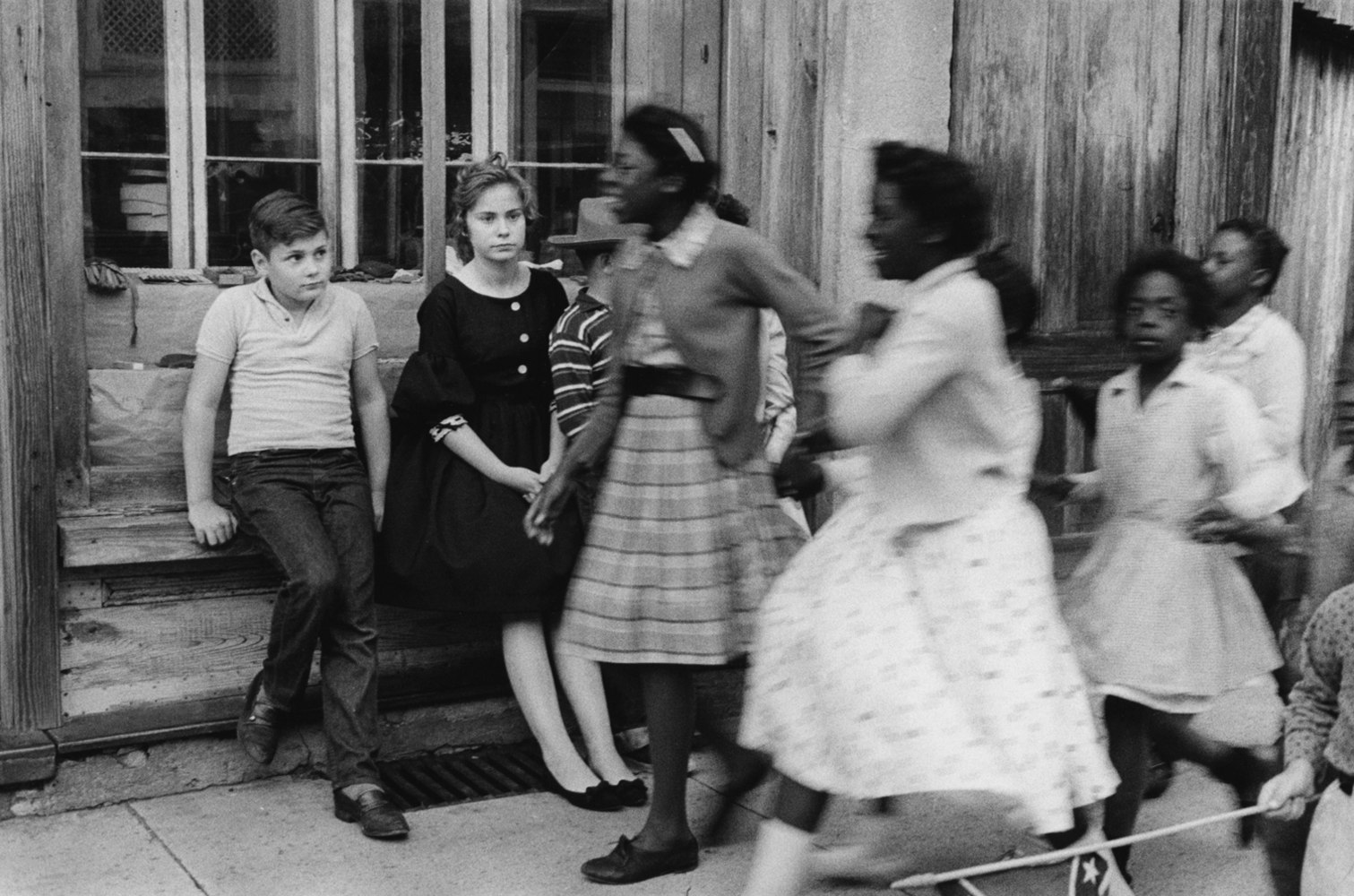 Powerful images capture struggle for civil rights