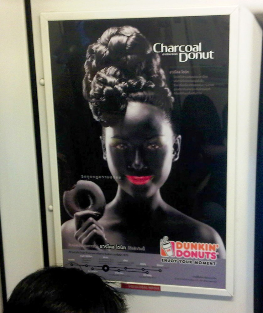 Dunkin' chocolate doughnut ad -- is it racist? - NBC News