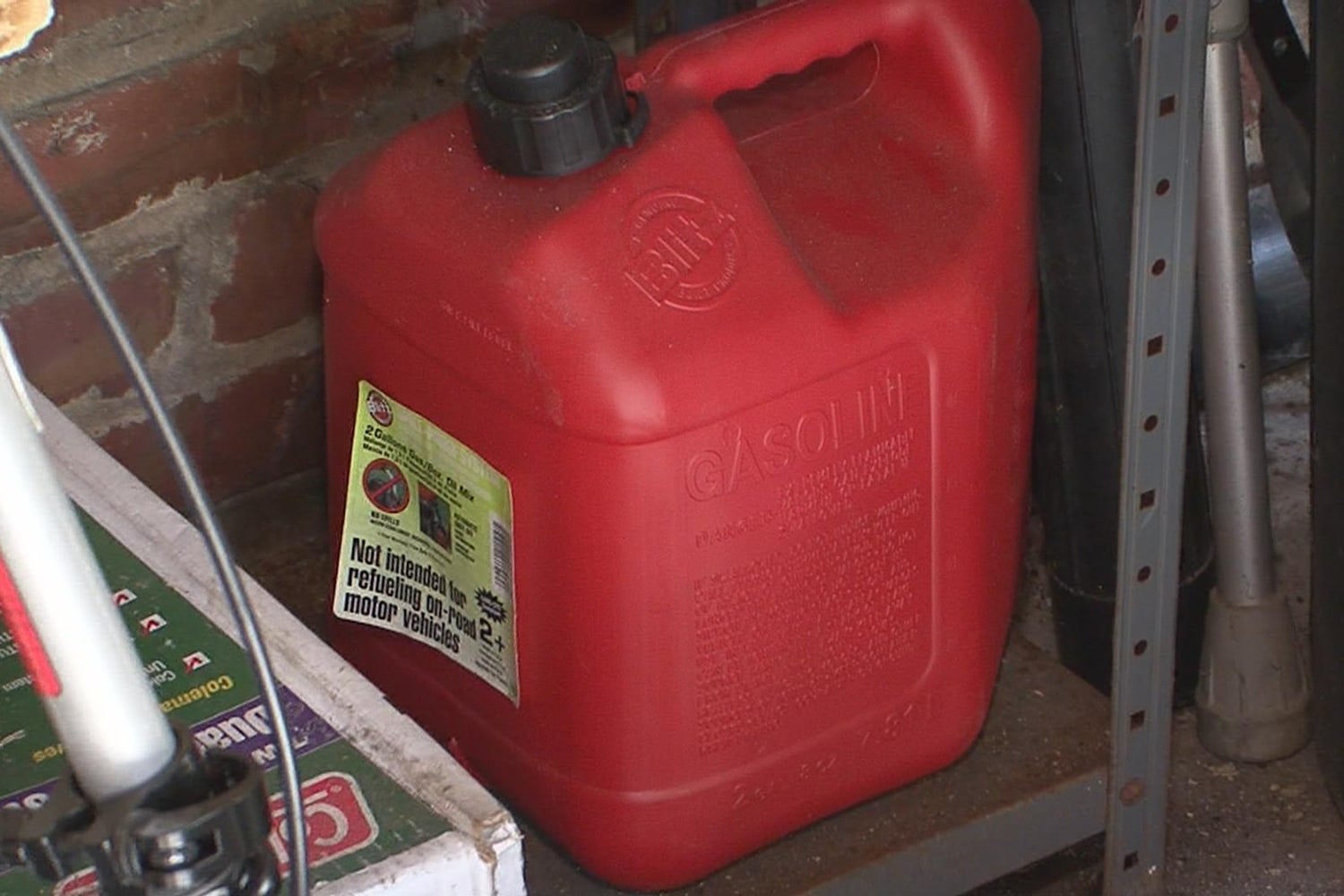 Is My Gas Can Safe Nbc News