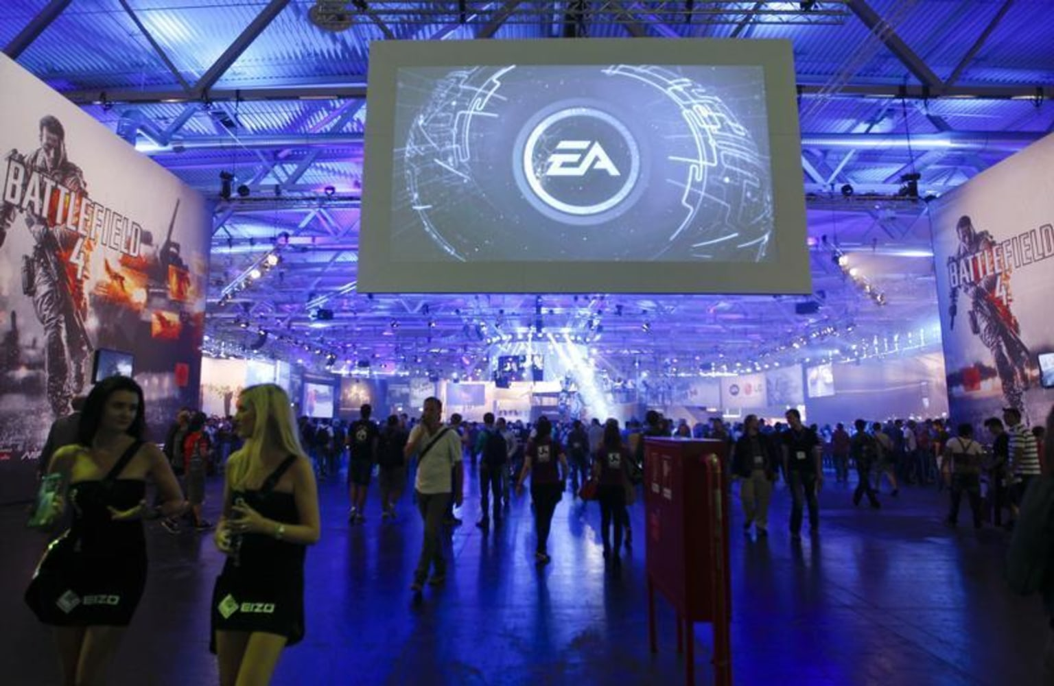 'Battlefield 4' glitches take toll on Electronic Arts