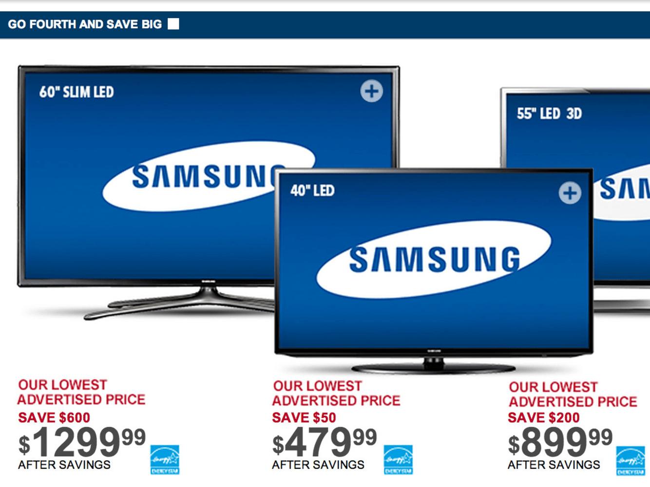 samsung tv deals. samsung tv deals in best buy website flyer tv nbc news