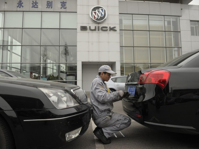 General Motors 39 Biggest Market China Nbc News