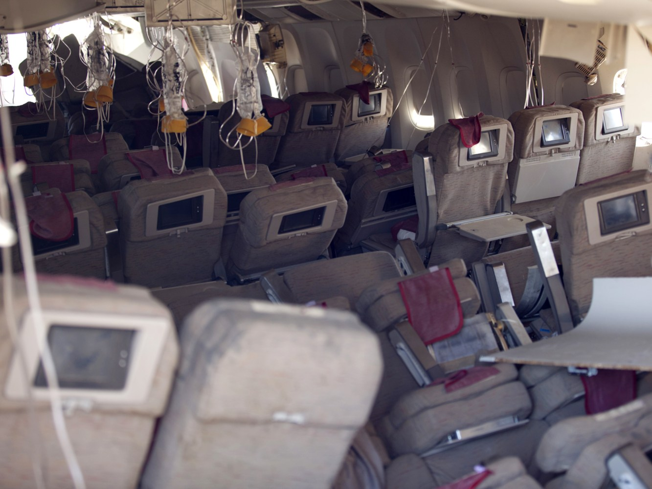 Boeing safety features may have saved passengers - NBC News