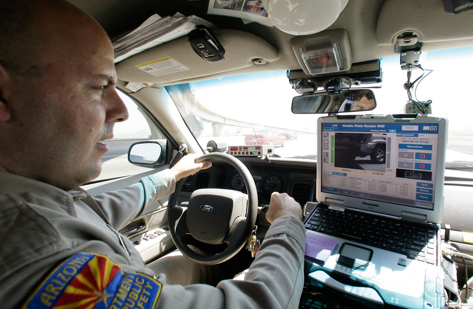 License Plate Data Not Just For Cops Private Companies