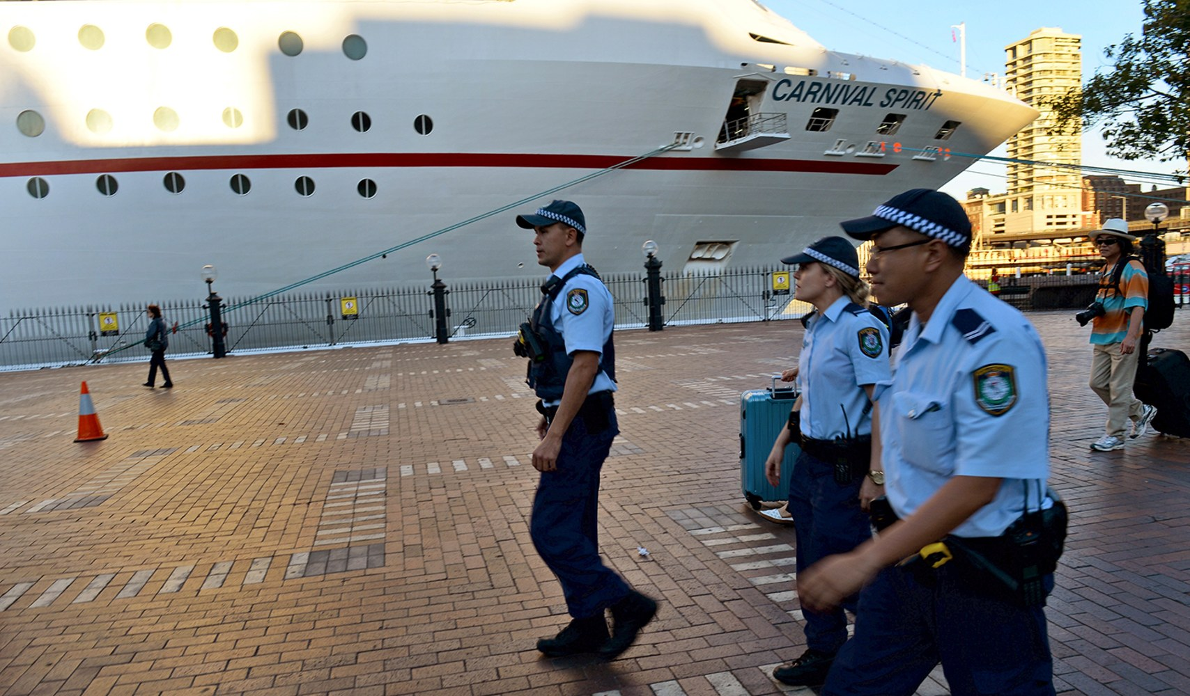 Crimes On Cruises Profoundly Under Reported Prompting Vow