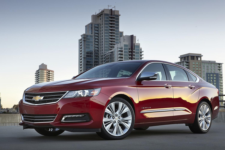 Usa Usa Chevy Impala Rated Top Sedan By Consumer Mag