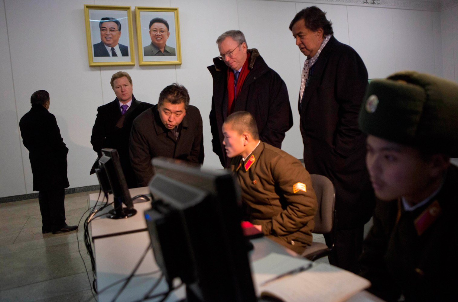 North Korea's Internet? What Internet? For most, online access doesn't exist