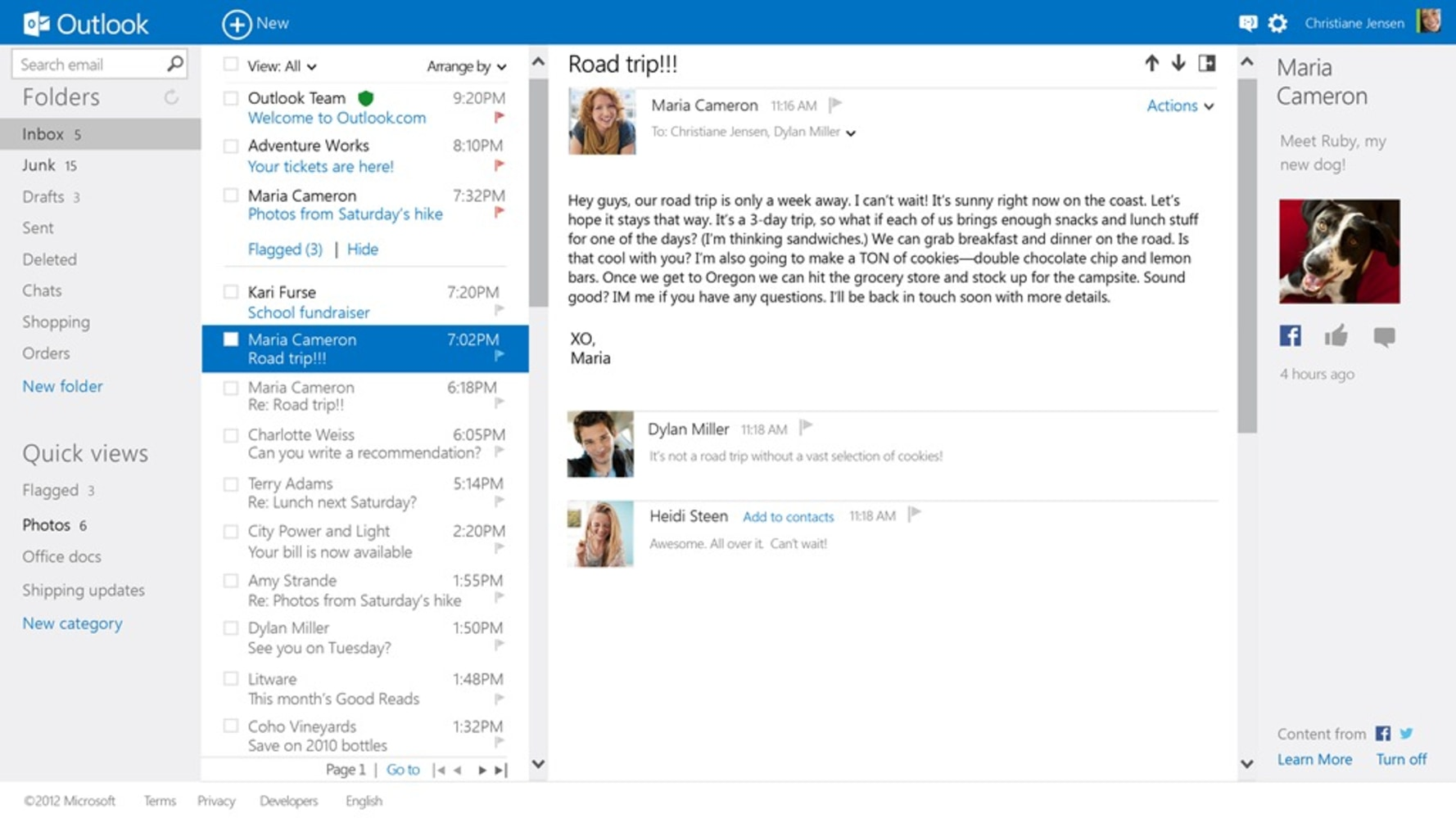 The great migration from Hotmail to Outlook.com is ...