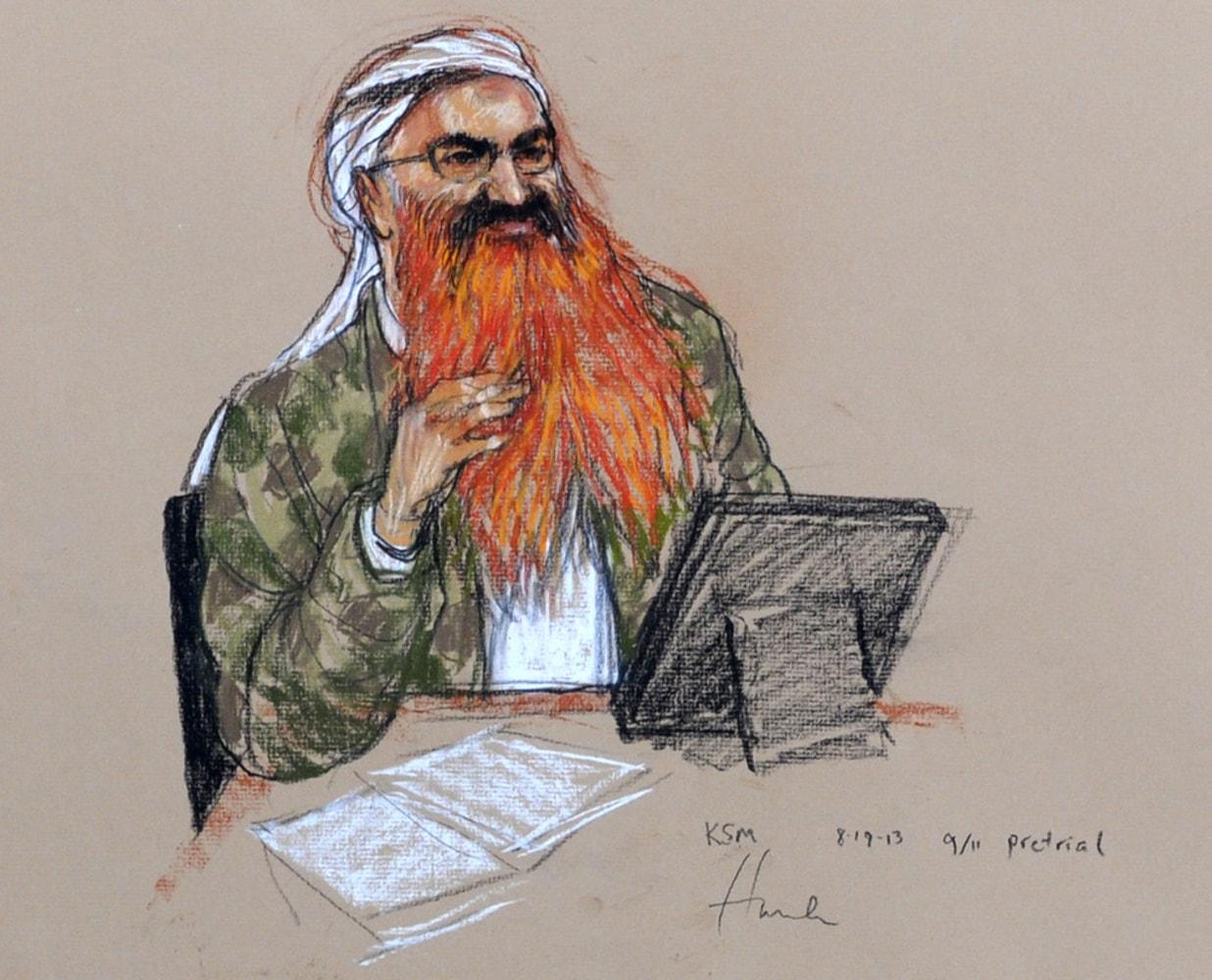 Khalid Sheikh Lawyer Mastermind Khalid Sheikh