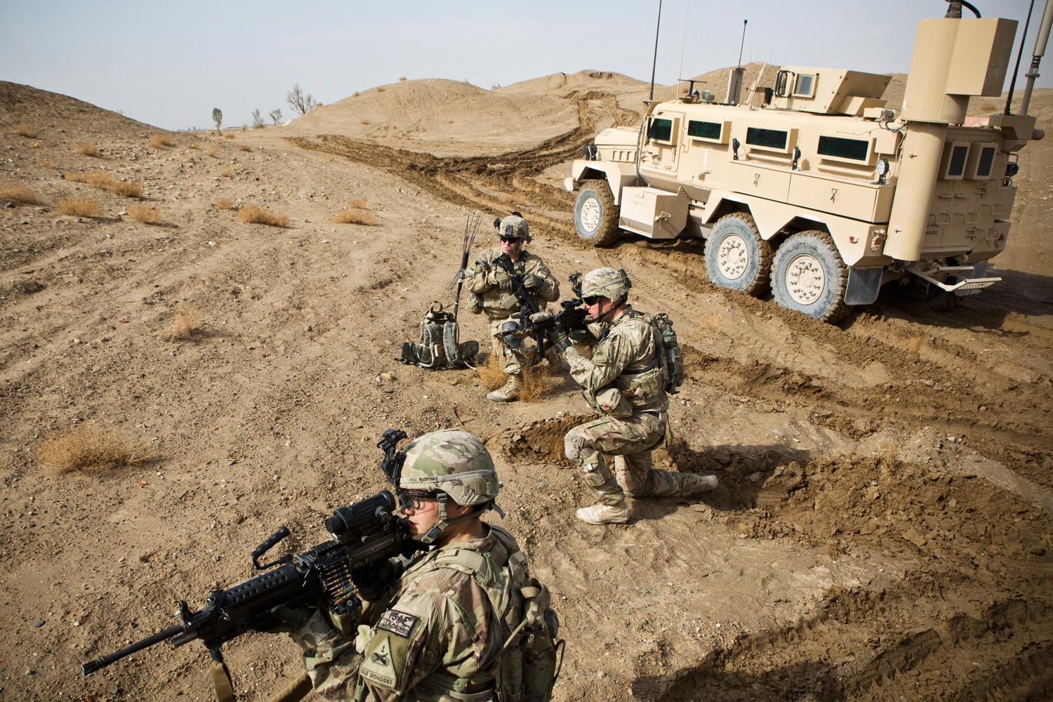 Conflict and Political Climate in Afghanistan