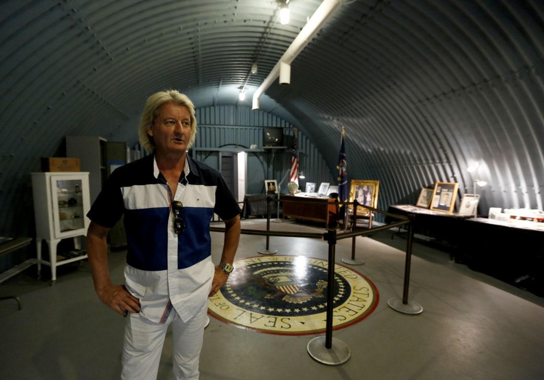 Jfk S Cold War Island Bunker Lures Tourists Nbc News