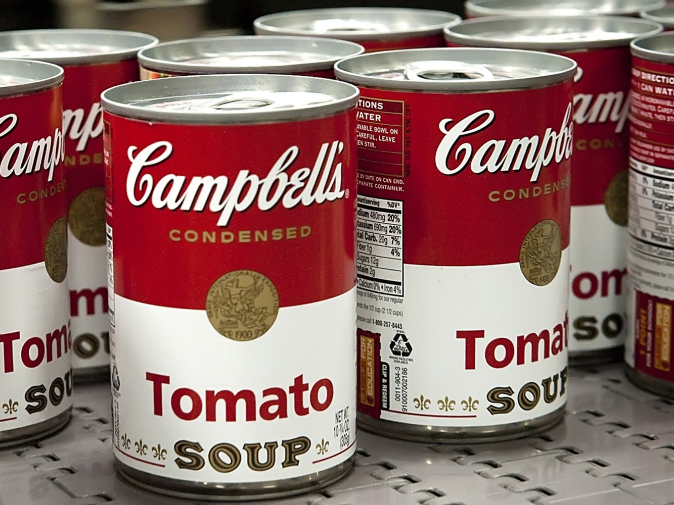 campbell soup company Soulfull project goes national, aiming to donate one million servings by 2019.