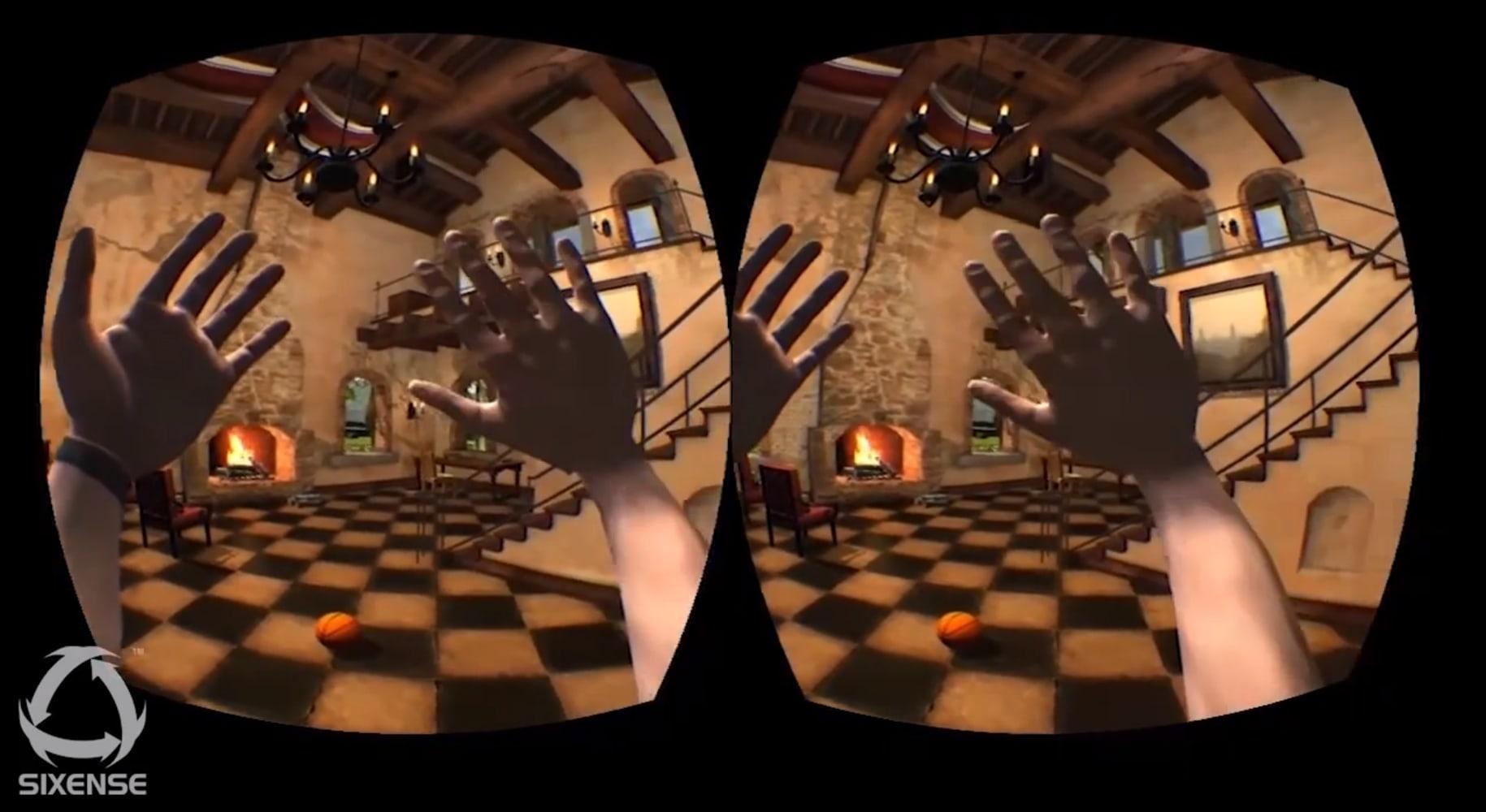Очки виртуальной реальности ACV Hype SVR-FHD