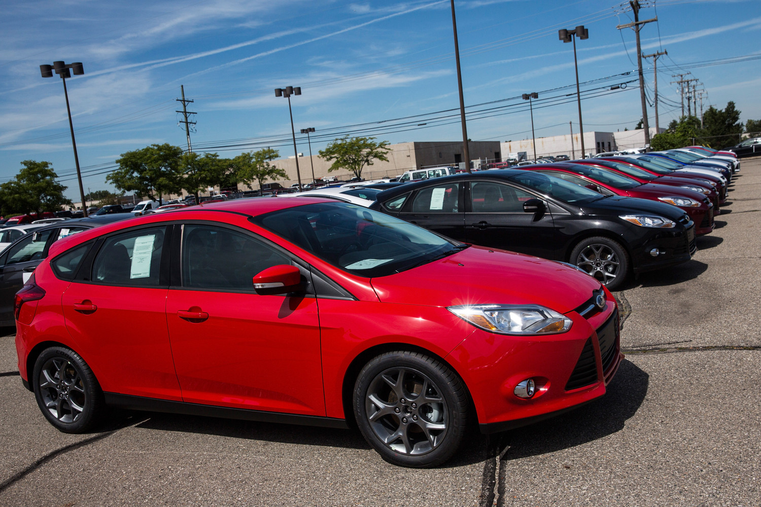 ford bucking trend sending more cars to china nbc news. Black Bedroom Furniture Sets. Home Design Ideas