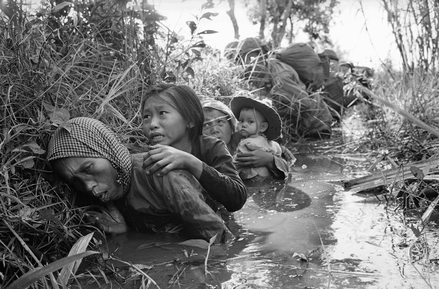 Vietnam War Photos Still Powerful Nearly 50 Years Later