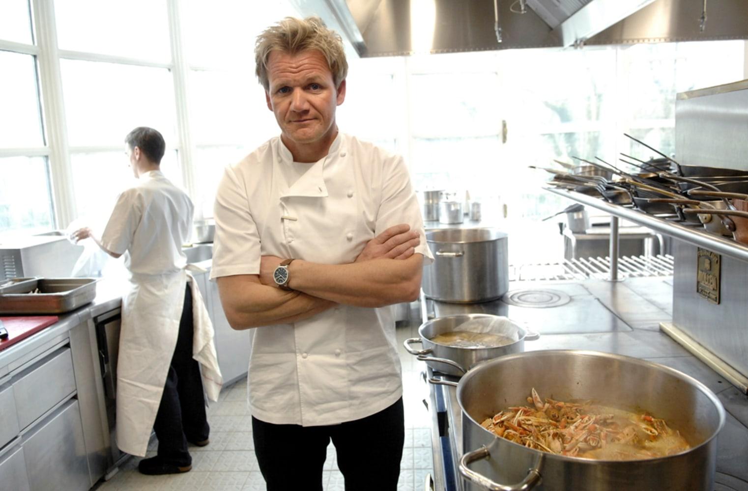 Gordon Ramsay Europe Kitchen Nightmares Best