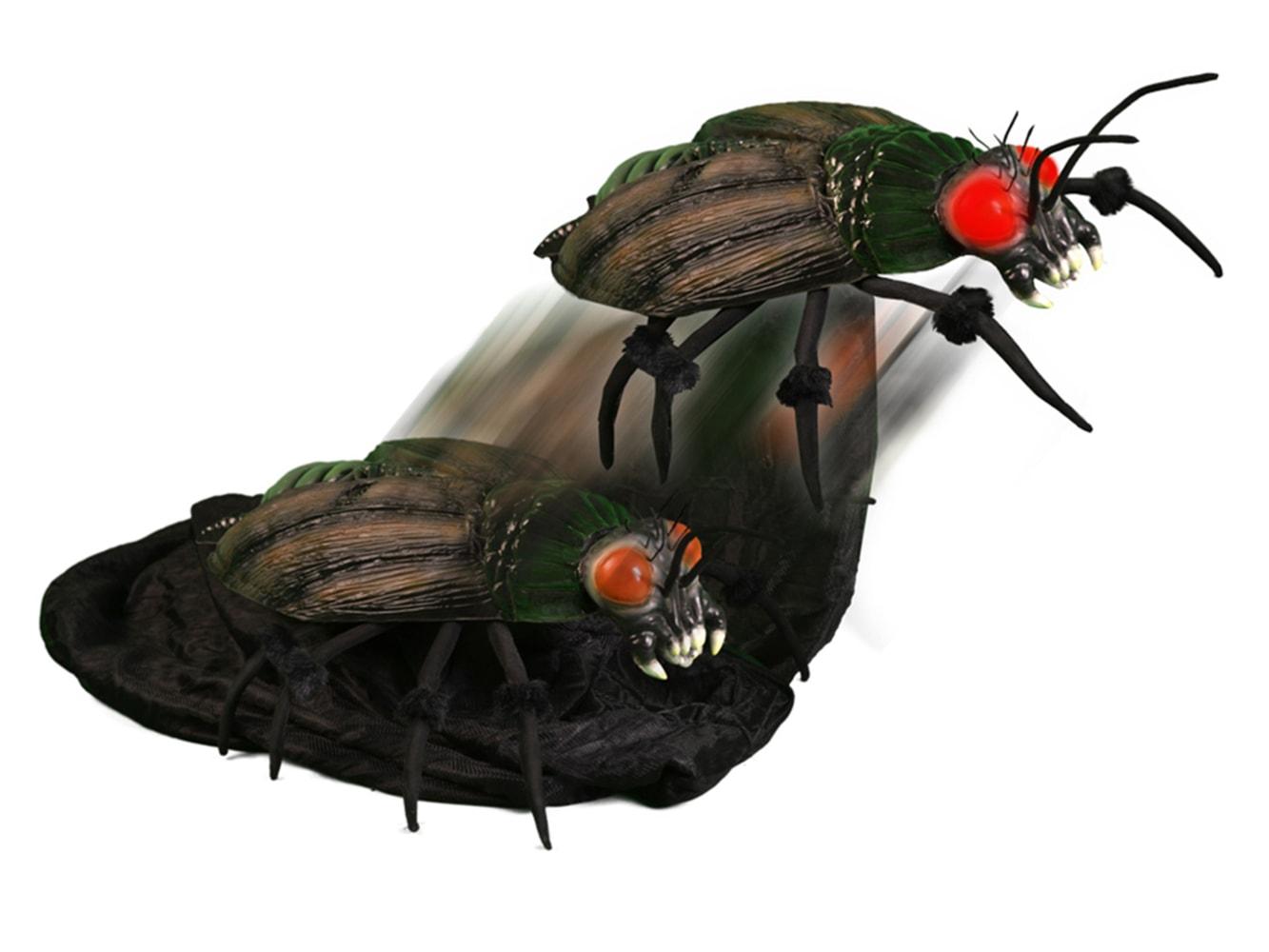 jumping bug spider critter spirit halloween