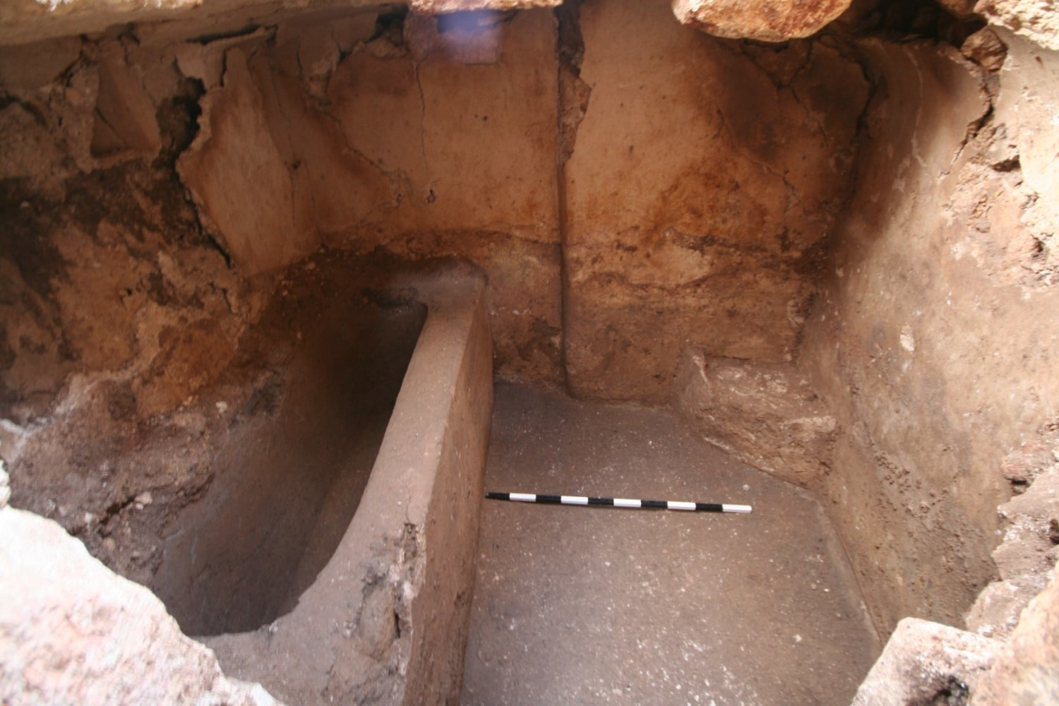 Behold Jerusalem Dig Turns Up Priestly Bathtub From Jesus Time