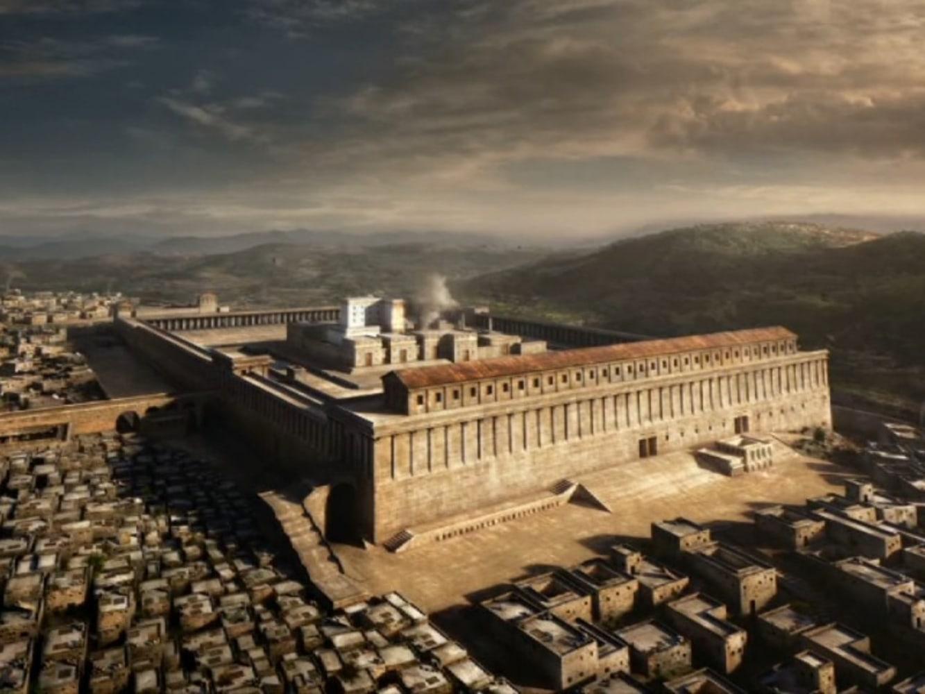 Temple Images Jerusalem Image Temple Reconstruction