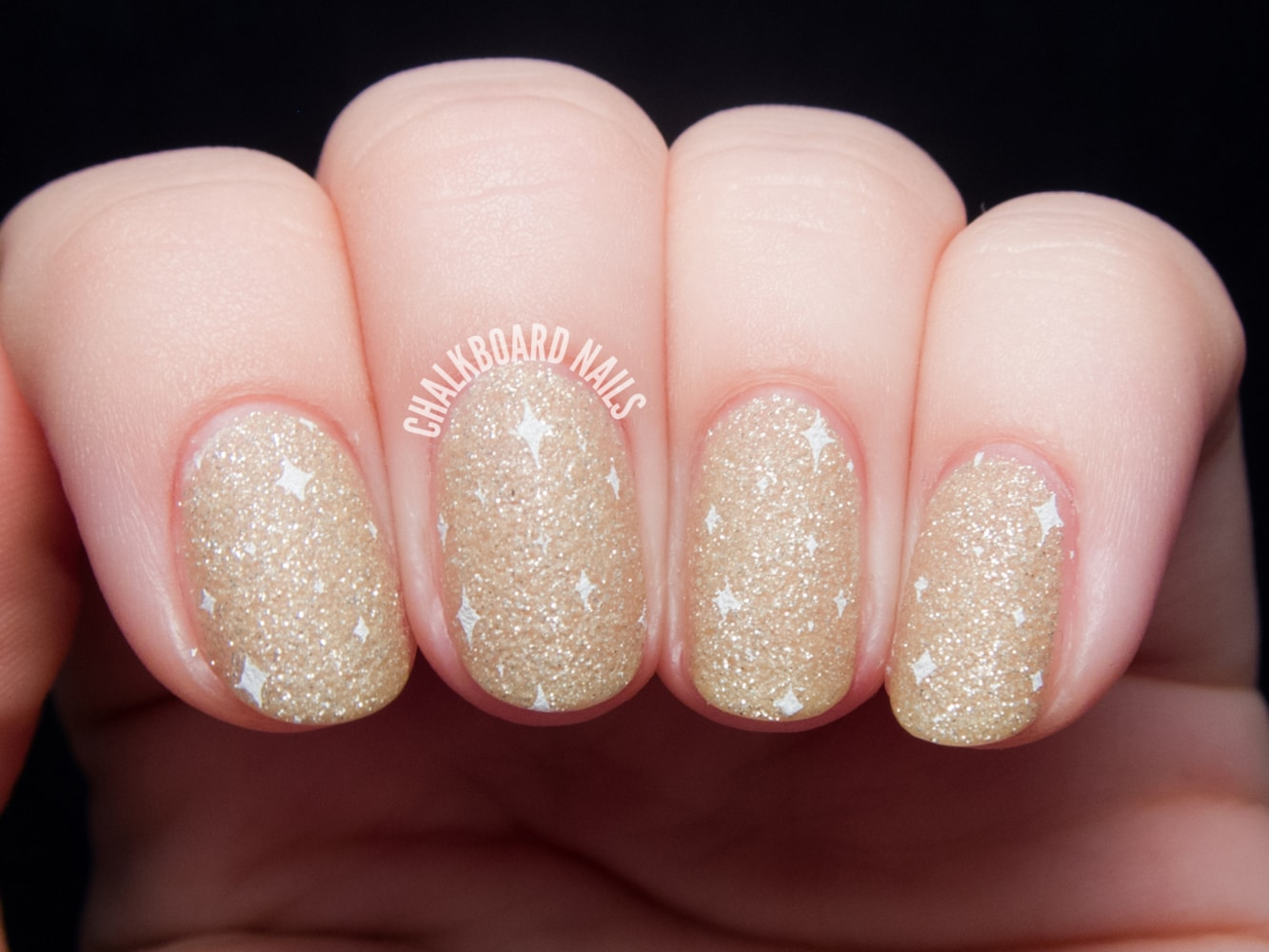 New Year S Eve Nail Art Ideas As Pretty As Your Party Dress Nbc News
