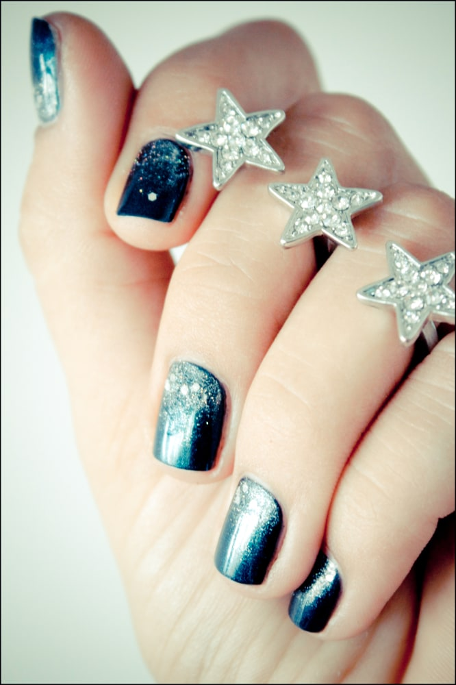 New Year's Eve Nail Art Ideas As Pretty As Your Party