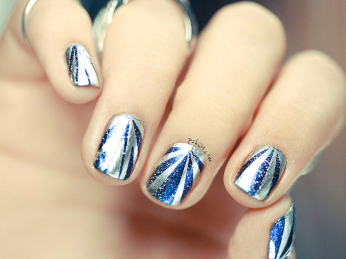 Red white and awesome 4th of july nail art designs nbc news july 4th nail art prinsesfo Gallery
