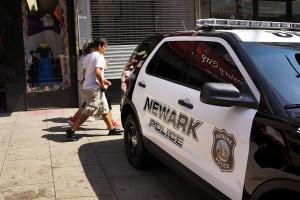 Image: Embattled City Of Newark Holds Mayoral Election