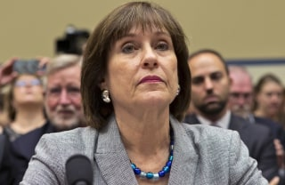 Image: Lois Lerner of the Internal Revenue Service in 2013.