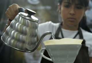 Image: COLOMBIA-COFFEE-FAIR