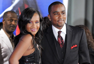 Image: Bobbi Kristina Brown, Nick Gordon