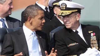 Mullen and Obama Together