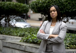 Marylin Mosby, Baltimore City State's Attorney