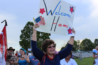 Vets Welcome Home