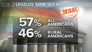 Nerdscreen Rural America Same-Sex Marriage Graphic
