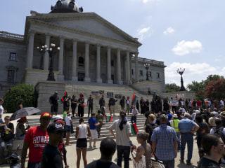 KKK and Black Panthers in Charleston