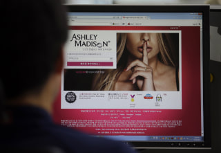 Image: Ashley Madison website