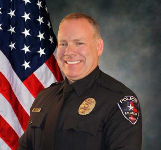 Image: Christian Taylor shooting Arlington, Texas