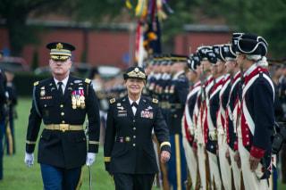 IMAGE: Retired Army Gen. Ann E. Dunwoody