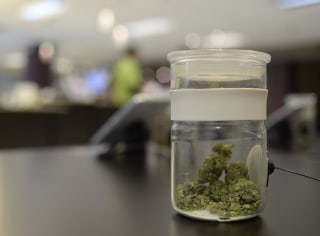Colorado pot sales soar