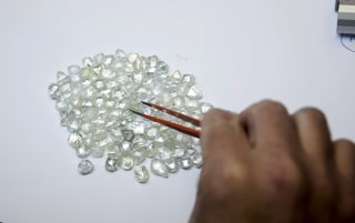 diamonds vanish in russia